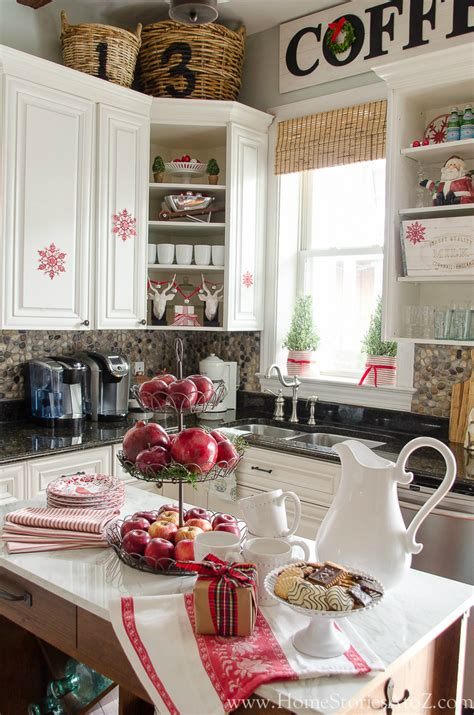 pictures of 10x10 kitchens home christmas decoration christmas kitchen