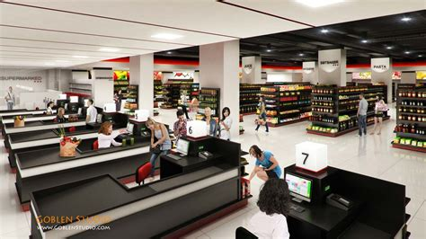 supermarket interior design interior design for supermarket studio design