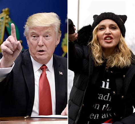 donald trump once in a lifetime donald trump s dating rumor madonna wanted a relationship