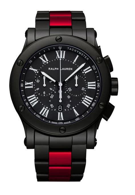 polo ralph mens watches