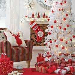 Kitchen Curtains Wine Theme by Christmas Interior Design Ideas Red Amp White Christmas