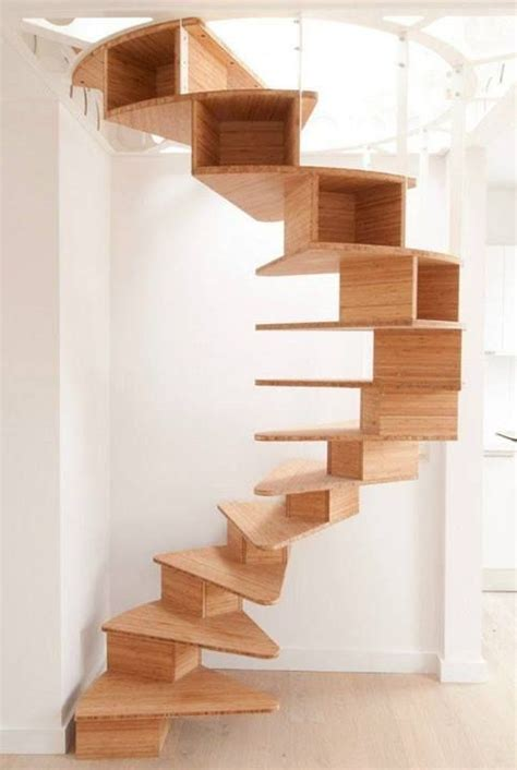 Spiral Staircases For Small Spaces Spiral Stairs For A Small Space Tiny Houses