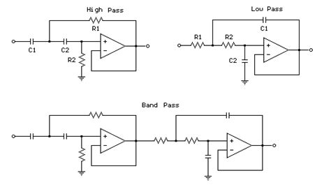 high pass filter second order second order active filters northwestern mechatronics wiki