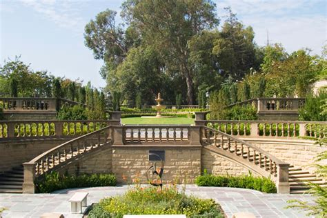 Outdoor Wedding Venues In Orange County Greystone Mansion Hotel California Tours