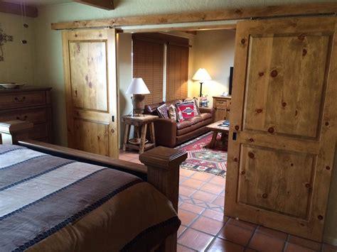 bedroom design ideas  barn door total survival