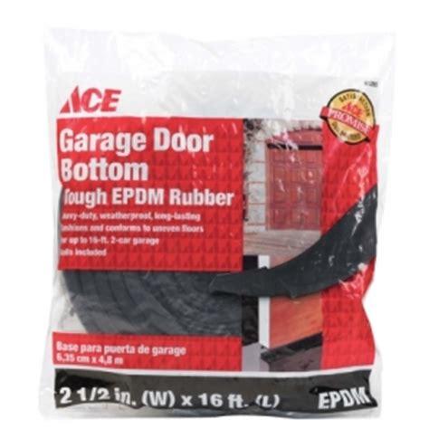 Garage Door Springs Ace Hardware Ace Garage Door Bottom Weatherstrip