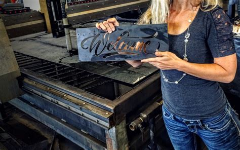 Unique Wall Patterns by Unique Metal Art From Pro Weld S Cnc Plasma Cutting Services