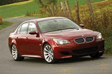 2009 bmw m5 reviews specs and prices cars com