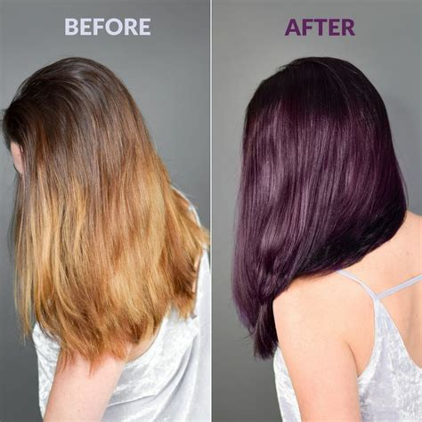 ion haircolor pucs pictures ion plum hair color women black hairstyle pics
