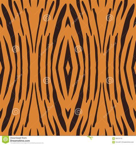 tiger pattern seamless vector vector seamless illustration of tiger stripe pattern