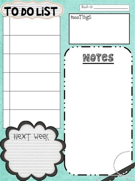 112 best images about teacher to do lists on pinterest pinterest