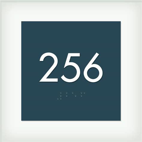 room number room number