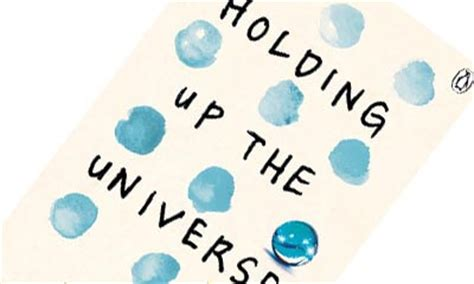holding up the universe 0141357053 free copy of holding up the universe