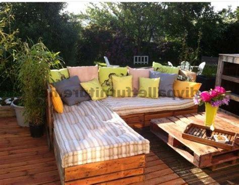 Le Aus Paletten by Lounge Aus Paletten Anleitung Garden Lounge Mit Paletten