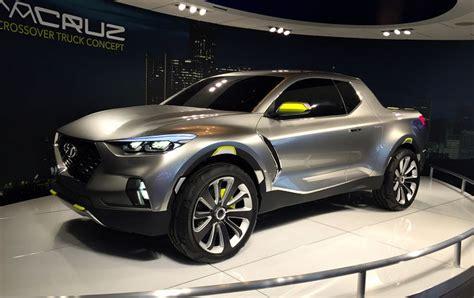 2018 hyundai santa cruz hyundai santa cruz pickup for 2018 review autocarpers com