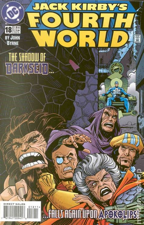 fourth world by jack jack kirby s fourth world 1997 comic books
