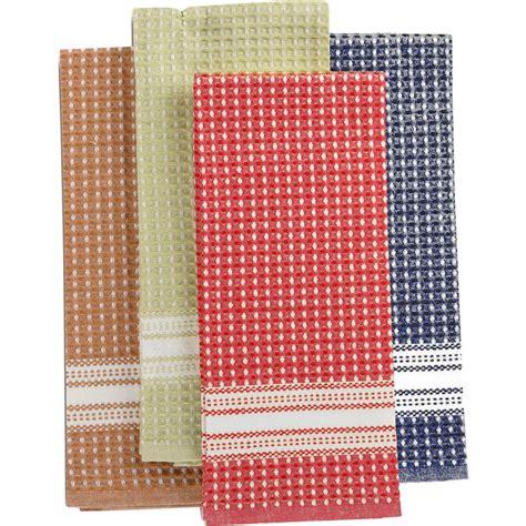 Waffle Weave Kitchen Towels by Martha Stewart Collection Waffle Weave Kitchen Towels Set