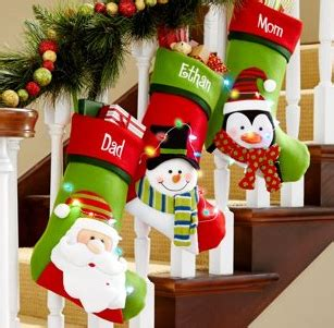 tangled in lights stocking gma deals and steals stockings wine chiller helicopters