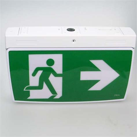 Lu Emergency Exit viper exit sign