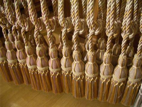 vorhänge mit quasten gardinen dekorationsvorschl 228 ge dekoideen f 252 r fenster und