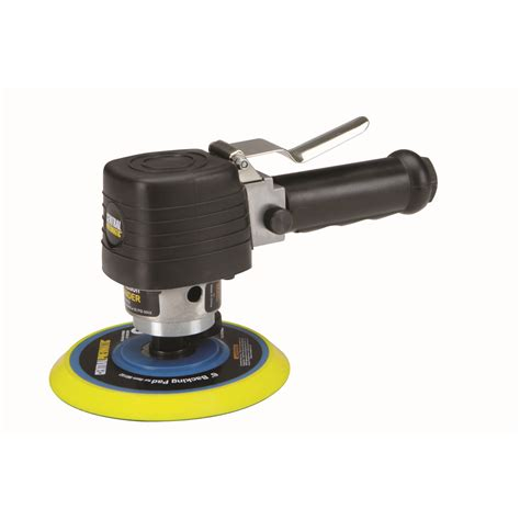 6 In Dual Action Air Sander