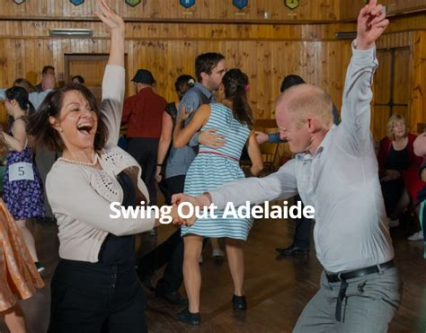 swing dance adelaide vintage fair on oxford terrace adelaide