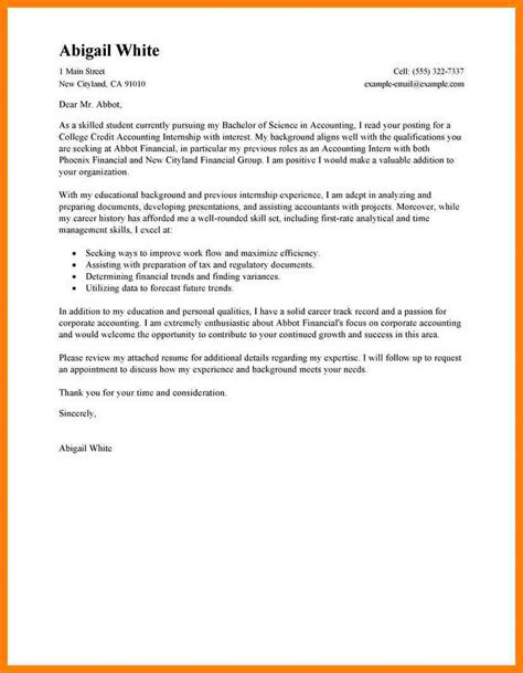 Cover Letter For Internship For Mba Students application letter recent graduate