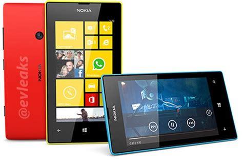 memoria interna lumia 520 appaiono in rete i primi rendering dei nuovi smartphone