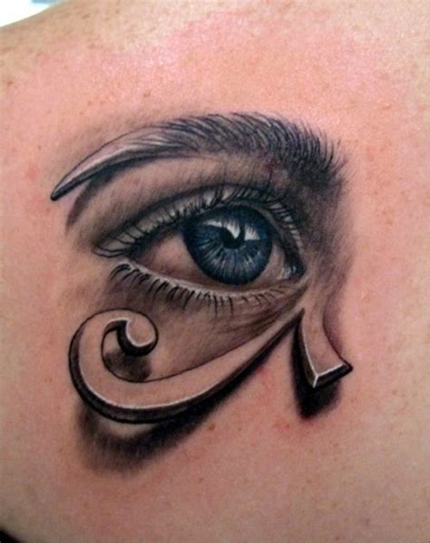 eyeball tattoo on back of head 40 ultimate eye tattoo designs