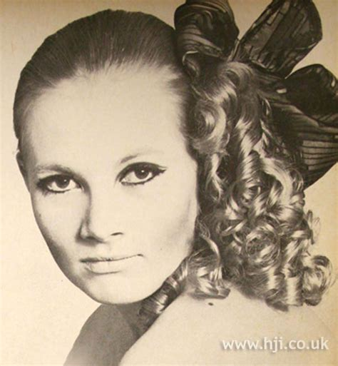 1960s hairstyles history in ireland 1968 curls asymmetric hairstyle hji