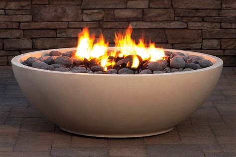 Outdoor Gas Pit Bowls Eldorado Outdoor Living Columbus Builders Supply