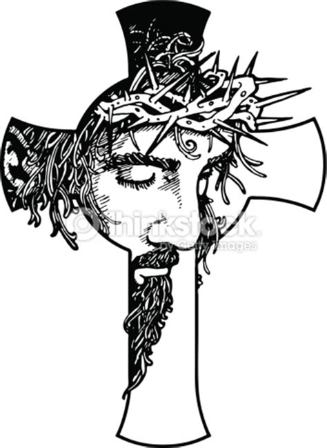 jesus cross vector art thinkstock