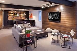 Modern Style Homes Interior How To Create A Bar And Entertainment Area For The Modern