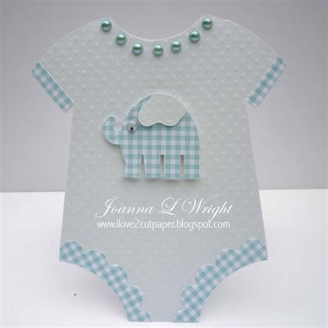 card onesie with a vest card template i 2 cut paper onesie shaped card