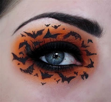 20 cool halloween eye makeup ideas hative