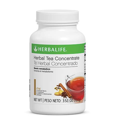 Teh Concentrate Herbalife product catalog