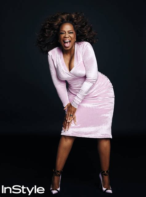 videos entertainment fashion music and celebrity news oprah winfrey graces instyle magazine march 2018 issue