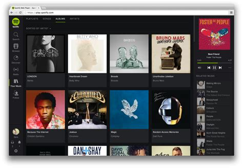 spotify mobile player spotify is powered by linux and open source linux