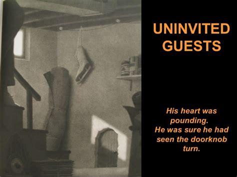 subtlety shadows and poetry in chris van allsburg s the mysteries