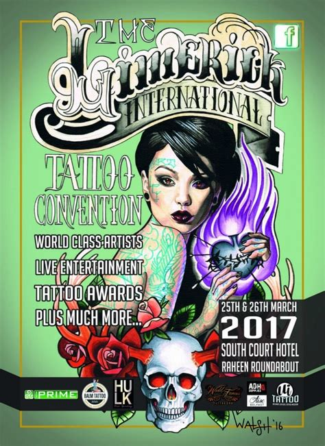 tattoo convention thailand 2017 limerick international tattoo convention march 2017