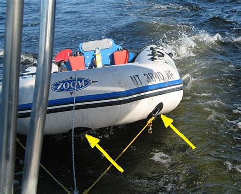 zodiac tow boat towing an inflatable sailboatowners forums