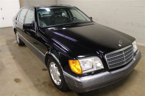 electronic stability control 1992 mercedes benz 500sel electronic throttle control mercedes benz 500 series 500sel cars for sale