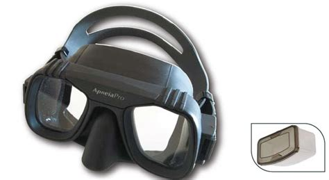 Mask Pro Low Volume Freedive Apnea Spearfishing 171 nava mask nava apnea pro