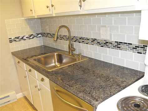 kitchen backsplash accent tile accent tiles for kitchen backsplash trends and subway tile