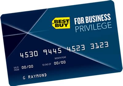 Best Buy Business Credit Card