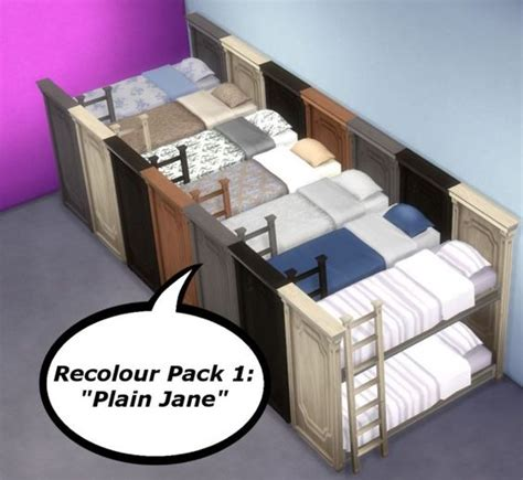 sims 4 bunk beds bunk bed sims 4 and sims on pinterest