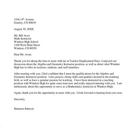 thank you letter to 9 free word excel pdf