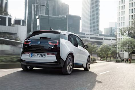 2016 bmw i3 on sale in australia in october from 63 900