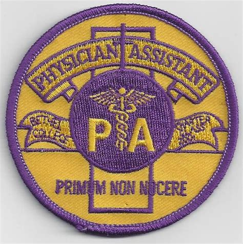 Bethel Mba Program by Pa Program Patches Physician Assistant History Society