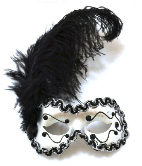 Masker Vienna vienna silver masquerade mask accessorygate